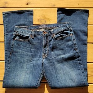 LUCKY BRAND JEANS 367 VINTAGE BOOTCUT 34x34